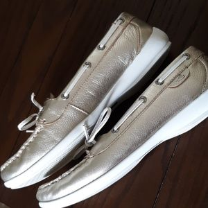 Sperry Top - Sider Boat Slip On Shoes Leather